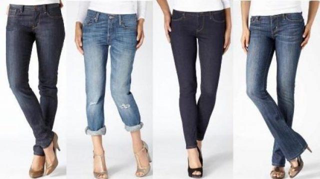 Vücut Tipine Göre Pantolon Seçimi