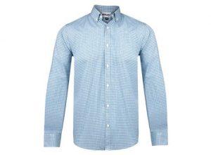 Modanın Ruhu Mavi Gömlek Modellerine Yansıdı!