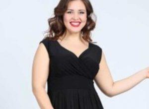 Genç Büyük Beden Bayan Giyim Modelleri
